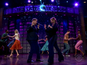 James Corden and Idina Menzel duet