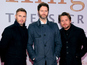 Take That to send off England rugby team