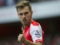 Arsenal star refuses Morgan handshake