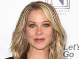 Christina Applegate attends the 3rd Light Up The Blues Concert
