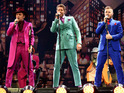 If you didn't get tickets for Take That's London show you're in luck.