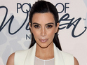 Kim Kardashian West attends Variety's Power of Women New York Luncheon