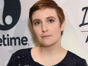 Lena Dunham attends Variety's Power of Women New York Luncheon