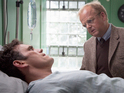 Matt Dillon & Toby Jones in Wayward Pines