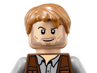 Jurassic World Lego is here: Chris Pratt gets ANOTHER minifigure