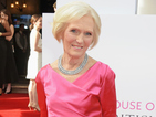 "Great British Bake Off's Mary Berry says that ""people don't want to see a large person judging cakes"""