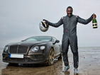 Idris Elba is 'elated' to break Malcolm Campbell's land speed record