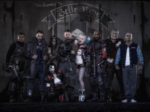 Suicide Squad: First look at the cast