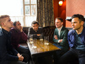 Coronation Street was the top-rated program on Wednesday.