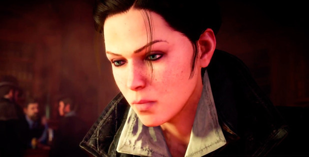 ArtStation - Assassin s Creed Syndicate - Evie, Fabien