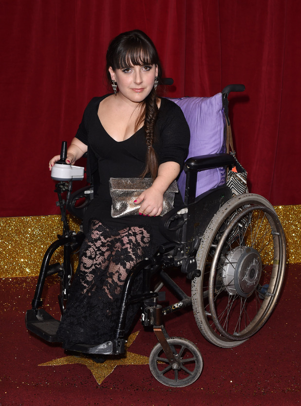 Eastenders Star Lisa Hammond I Ve Been Shouted At Over