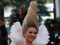 Is this the most bonkers hairstyle at Cannes?