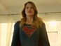 Superman only 'background' on Supergirl