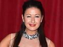 Hayley Tamaddon chats to us about Andrea's upcoming exit plot.