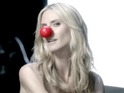 Take it from supermodel Heidi Klum – the hottest fashion accessory this season is a clown nose.