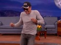 "Jean-Claude Van Damme makes his dancing prowess very clear: ""I got the moves."""