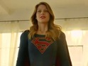 Melissa Benoist as Kara Zor-El in Supergirl
