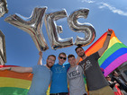 Ireland votes yes to equal marriage with a huge majority: Stare react on Twitter