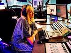 Chris Martin sings 'Gone But Not F Cotton' for Fearne Cotton's last day on BBC Radio 1