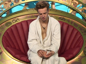Big Brother, Nick in the diary room