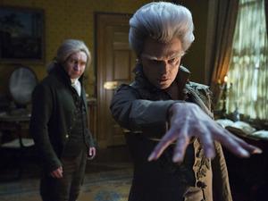 Eddie Marson & Marc Warren in Jonathan Strange & Mr Norrell episode 2