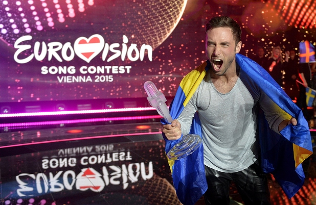 Eurovision'un galibi İsveç oldu. Måns Zelmerlöw - Heroes (Sweden)