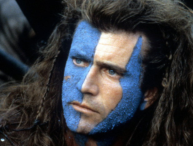 an analysis of the movie braveheart directed by mel gibson It is one of his most celebrated roles, but mel gibson says he initially passed on the role of william wallace, a 13th-century scottish warrior, in braveheart gibson was offered to act in the.