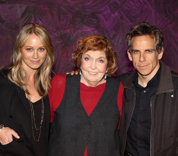 Christine Taylor And Ben Stiller Family | www.imgkid.com ...