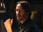 Keanu Reeves tortured in Knock, Knock promo