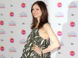 A pregnant Sophie Ellis-Bextor attends Lorrain's High Street Fashion Awards