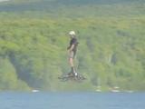 Catalin Alexandru Duru's hoverboard prototype breaks Guinness World Record