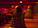The Doctor Who Symphonic Spectacular , Daleks invade the Doctor Who Symphonic Spectacular tour.