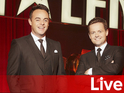 Join us as we bring you all the action from the third instalment of BGT live shows.