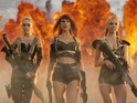 Cara Delevingne, Selena Gomez, Lena Dunham, Jessica Alba and more star in an action-packed visual feat.