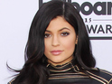 Kylie Jenner arrives at the Billboard Music Awards 2015