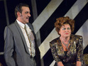 Chris Gascoyne and Vicky Entwistle star in a new production of The Rise and Fall of Little Voice.