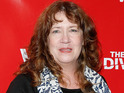Ann Dowd is playing the mother of Damon Herriman's character Buddy.