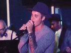 Watch Justin Bieber's jazz band cover of Boyz II Men classic 'I'll Make Love To You'