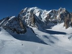 Gigantic Mont Blanc panorama is the world's largest photograph