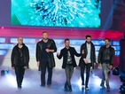 Jack Whitehall and Freddie Flintoff join 5ive for one night only