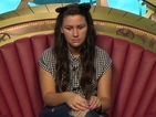 Big Brother's Chloe cries over Harriet eviction: 'We had such a good time together'
