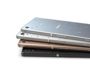 Sony's Xperia Z3+ flagship smartphone