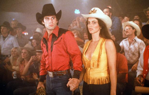 John Travolta  amp  Madolyn Smith Osborne in Urban CowboyMadolyn Smith Urban Cowboy