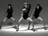 Beyonce 'Single Ladies' video still