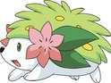 The Pokemon Company commemorates the milestone with a new stage featuring Shaymin.