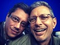 Jeff Goldblum is back to save the world again in first set photo from Independence Day 2.