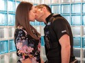 Sienna shares a kiss with Ben next week but is all as it seems?