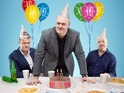Dara O'Briain will be joined by the regular motley crew for a 14th series on BBC Two.