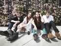 Just 1,400 sales separates Wolf Alice and Everything Everything.