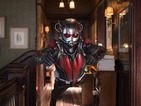Paul Rudd is Ant-Man in new pictures from Marvel's latest superhero movie